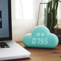 Cloud Alarm Clock Home Gift