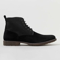 Black Hi Leg Boots - View All Shoes - Shoes and Accessories