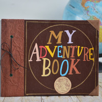My Adventure Book - ADVENTURE EDITION (Made to Order)