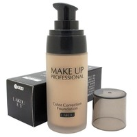 Natural Beauty Make Up Whitening Liquid Foundation Concealer Moisturizer Oil-control Waterproof Makeup 40