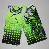 Camouflage Beach Pants Shorts [11405165071]