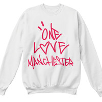 One Love Manchester (MCR) Sweatshirt Tee