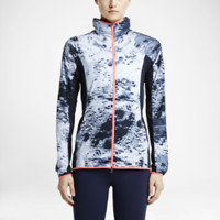 Nike Printed Trail Kiger Full-Zip Women's Running Jacket