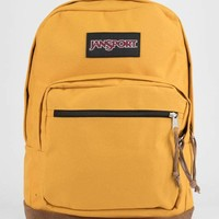 JANSPORT Right Pack English Mustard Backpack