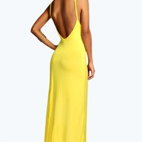 Kirsty Strappy Maxi Dress
