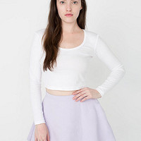 Natural DenimCircle Skirt