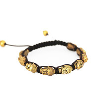 Buddha Shamballa in Gold