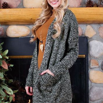 Time To Get Cozy Cardigan