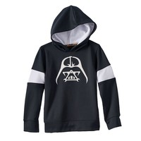 Star Wars a Collection for Kohl's Darth Vader Hoodie - Boys 4-7x, Size: