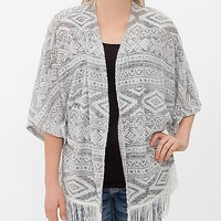 Living Doll French Terry Cardigan