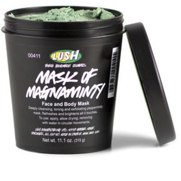 MASK OF MAGNAMINTY FACE AND BODY MASK