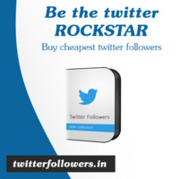 Buy Twitter Followers - 1000 Twitter Followers for $2