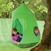 Nylon Canvas HugglePodTMHangOut with LED Lights: Toys & Games