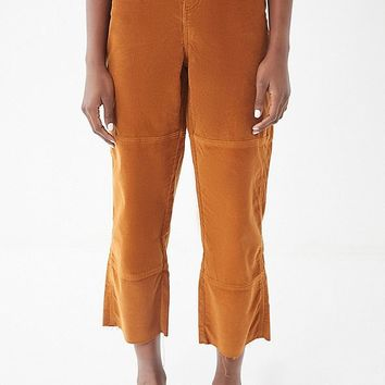 UO Corduroy Carpenter Trouser Pant | Urban Outfitters