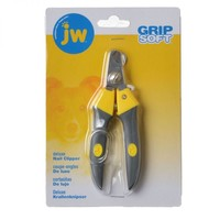JW Gripsoft Deluxe Nail Clippers