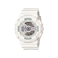 Casio G-Shock XL GA-110 Series White