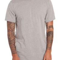 Tall Heather Gray Tee