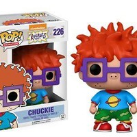 Funko POP Television Rugrats Chuckie Action Figure