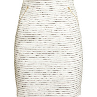 Textured Pencil Skirt - from H&M