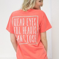 Clear Eyes Graphic Tee