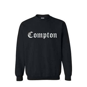 Autumn Hoodies product Compton jerseys Hot mark fashion cotton round collar men Winter