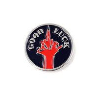 Good Luck Pin