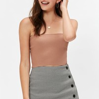 Kendall and Kylie Sweater Tube Top at PacSun.com