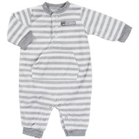 Carters Baby Boys Fleece Jumpsuit