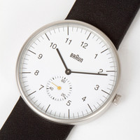 Second Dial Watch, White – Project No. 8