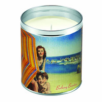Vintage Bathing Beauties Candle