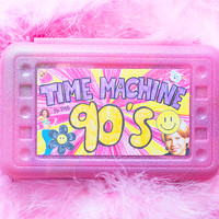 Time Machine to the 90's