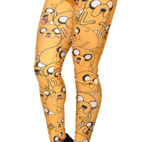Adventure Time Jake Leggings Design 346