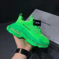 Balenciaga Women Men New Fashion Casual Shoes Sneaker Sport Running Shoes