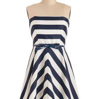 Best for Mast Dress with Blue Belt