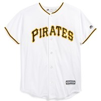 Boy's Majestic MLB 'Pittsburgh Pirates - Andrew McCutchen' Cool Base Replica MLB Jersey