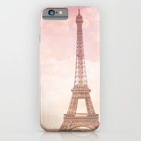 Paris in Pink iPhone & iPod Case by Legends of Darkness Photography