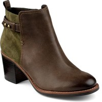 Sperry Top-Sider Ambrose Bootie Brown/Olive, Size 7M  Women's Shoes