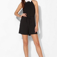 The Reformation X UO Kat Romper - Urban Outfitters