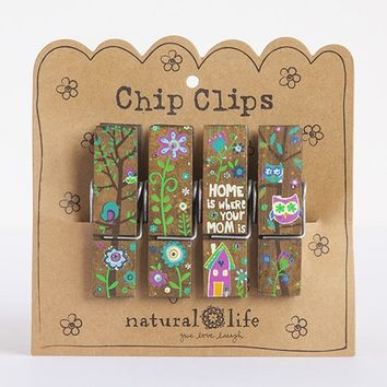 Mom  Chip  Clips  From  Natural  Life
