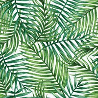 Customize vinyl cloth tropical green leaves wallpaper photo booth backgrounds for newborn kids portrait photography backdrops