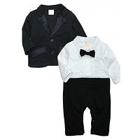 Baby Boy Clothing Sets Spring Baby Boy Clothes Cotton Baby Rompers born Baby Clothes Infant Kids Clothes