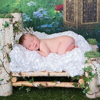Rhinestone Tiara Crown Newborn Photography Baby Hat Prop (Several Styles Available ) - CCHT101 CLOSEOUT