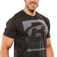 Bodybuilding.com Clothing Core Series Blend In Tee at Bodybuilding.com