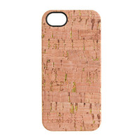 Cork case for iPhone 5 - tech cases & covers - Women's accessories - J.Crew