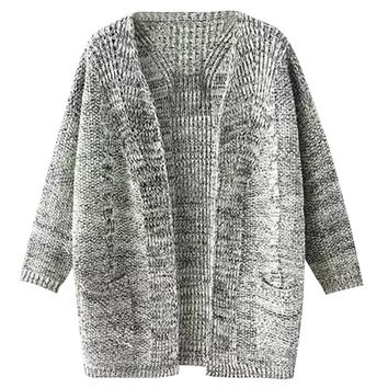 Long Sleeve Cardigan Sweater