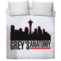Greys Anatomy Comforter
