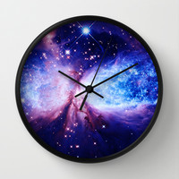 A Star is Born Wall Clock by 2sweet4words Designs | Society6