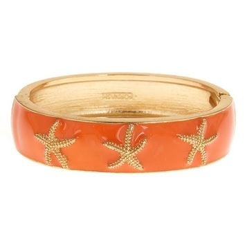 Cast Away Collection - Starfish Bangle {Three Color Options}