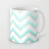 NUDE MINT Mug by Monika Strigel