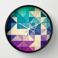 pyrply Wall Clock by Spires